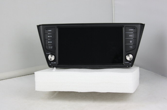 Car DVD Player For Skoda Fabia