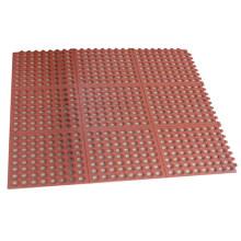 Oil Resistance Rubber Mat, Anti-Abrasion Rubber Mat