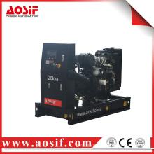 AC Трехфазный тип выхода 48KW / 60KVA 60HZ Открытая генераторная установка с двигателем Perkins 1103A-33TG2