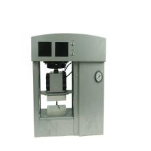 Alta calidad 10T automática de calor eléctrico Rosin prensa 2X6