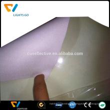 película reflexiva solar com adesivo para segurança