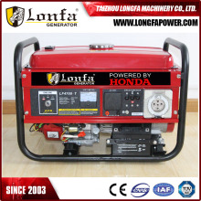 2.5kw 50Hz 380V Original trifásico para Honda Gx200 Motor Powered Home Generator