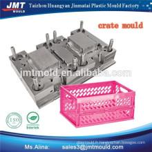 injection plastique de produit produit caisse pour moulage