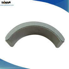Hot Sale High Quality Industrial Permanent NdFeB Arc Magnets for Wind Generator