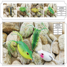 Attractive Soft Frog Fishing Bait