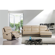 Living Room Sofa with Modern Genuine Leather Sofa Set (751)