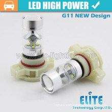 Wholesale 45W White/amber PSX24W PY24W fog bulb mini bulb