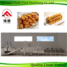 Automatic Electric Fried Dough Twist Processing Line