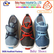 Los niños zapatos shenzhen bebé feliz