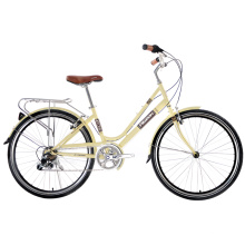 2016 Popular Europa Lady City Bike Retro Bicycle (FP-CB-U01)