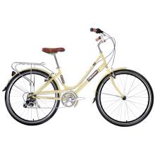 Vélo de ville rétro Lady Europe 2016 vélo rétro (FP-CB-U01)