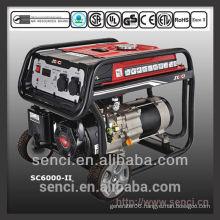 2015 New Super Silent Generator 5KW SC6000-II 3500 Gasoline Generator