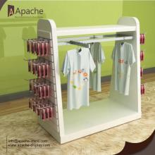 Supplier for Best Shoes Display Rack,Clothing Display Stand,Socks Display Rack Manufacturer in China Baby Children's Garment Shop Display Stand export to Australia Wholesale