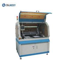 Módulo de tira de tarjeta IC Montaje de la máquina de incrustación para colocar las virutas