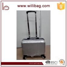 A mala de viagem de venda quente do trole do ABS, curso continua o saco da bagagem