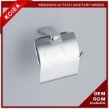 Brass Chrome Toilet Roll Holder Toilet Paper Holder Tissue Holder With Cover