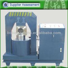 Hidráulica de alambre de acero cable honda máquina de prensa