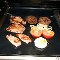 Reusable Heavy Duty Non Stick BBQ Hot Plate Liner