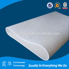0,5 micron filtro pano para prensa de cinto
