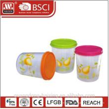Recipiente de alimento plástico (2L)