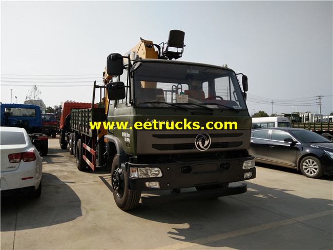 10ton Telescopic Boom Crane Trucks