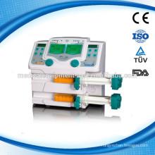 Dual channel syringe pump MSLIS02-M