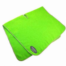 Waffle sport towels, suitable for sports, fashionable