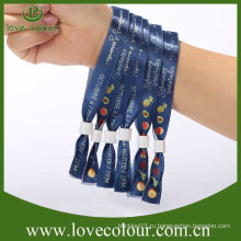 Фабрика сразу сбывает малыши пластичные wristbands