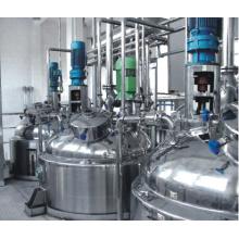 Controle do PLC da máquina de mistura do vácuo
