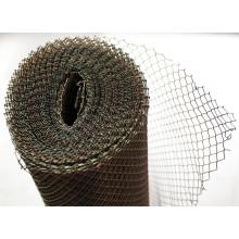 Red de malla de alambre de cobre