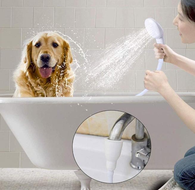 Dog Bathing Tool