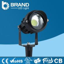 IP65 Aluminium Outdoor COB 12V LED Garden Light 7W, CE RoHS
