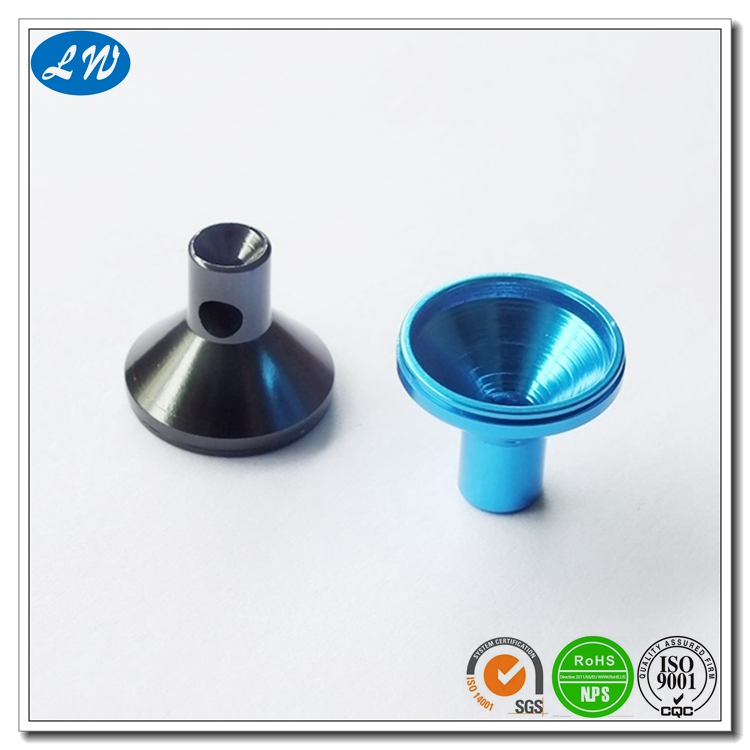Aluminum Earphone Part