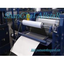 Machine de gaufrage rouleaux feuilles de métal (en Aluminium ou tôle d'acier)