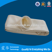 Dust collector filter bag for power plant
