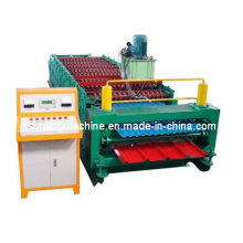 Roll Forming Machine for Making Double-Layer Roofing Sheet