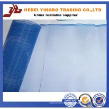 Couleur jaune de maille de fibre de verre de 110g 5X5