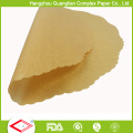 12 дюймовый 16 дюймовый антипригарным силикона пергаментом противень лайнеры выпечки печенья