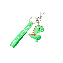 Custom Dinosaur Shape Cartoon Key Chain