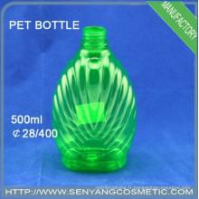 500 ml en plastique en gros Bouteille d'eau en PET bouteille d'eau en plastique