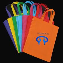 Custom non-woven bag environmental handbag shopping bag
