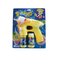 Wholesale Kids Battery Operated Plastic Toy Bubble Gun (10197542)