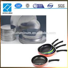 China Círculo / disco de aluminio laminados en caliente para cookwares