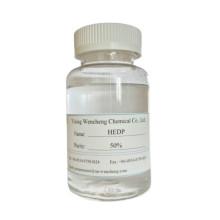 HEDP CAS 2809-21-4 EINECS 220-552-8 efficient complex formulation of corrosion and scale control
