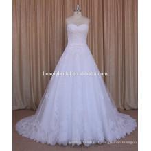 Классический элегантный-line свадебное платье