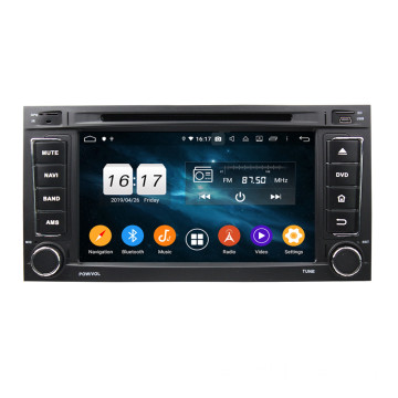 Android Auto DVD-Player für VW MULTIVAN 2008-2012