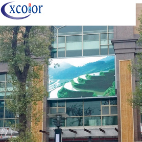 Outdoor P6 Big Sport TV Led scherm board