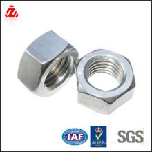 Porca hexagonal em aço inoxidável A4-70