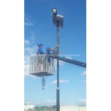 Réverbères à économie d'énergie solaire de 60W LED
