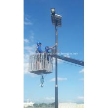 Luzes de rua do diodo emissor de luz da economia de energia 60W solar